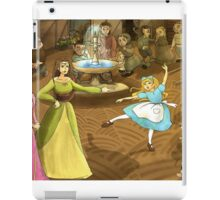Tammy in the Town Square iPad Case/Skin