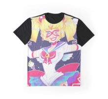 Harley Moon Graphic T-Shirt