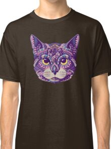Cat Head (Color Version) Classic T-Shirt