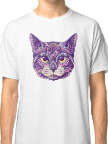 Cat Head (Color Version) Classic T-Shirt