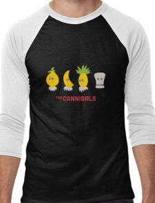 The Cannibals Men's Baseball ¾ T-Shirt
