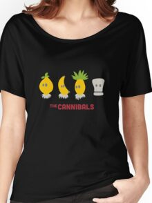 The Cannibals Women's Relaxed Fit T-Shirt