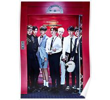 BTS Dope Official Poster Poster