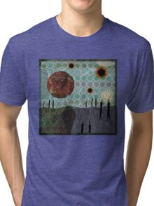We Are All Made of Stars no.251 Tri-blend T-Shirt