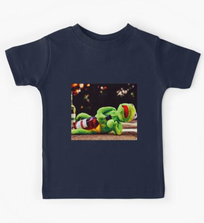Don't Drink and Drive 2 Kids Tee