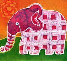 Elephant by maystra