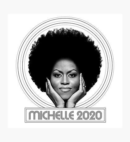 Michelle 2020 Photographic Print