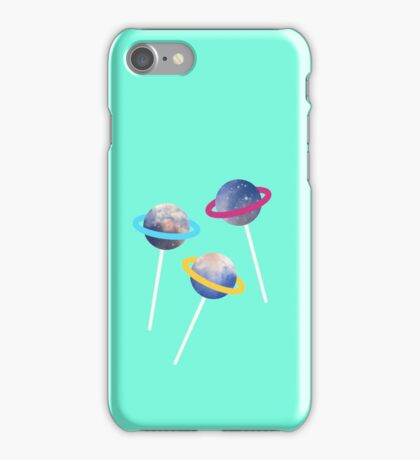 lollipop lost in space iPhone Case/Skin