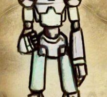 Megaman Legends Sticker