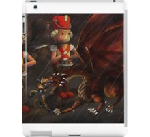 Tammy and Korgoyle iPad Case/Skin