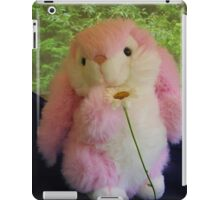 Fluff and Flower iPad Case/Skin