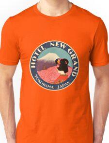 Vintage Travel - JAPAN Unisex T-Shirt