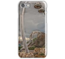 Under the Lamppost iPhone Case/Skin