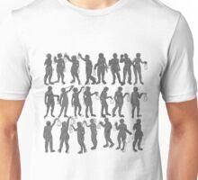Girls and Lanterns Unisex T-Shirt