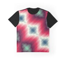 Optical Effect Graphic T-Shirt