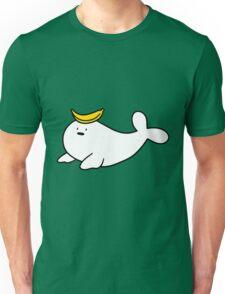 Banana Baby Harp Seal Unisex T-Shirt