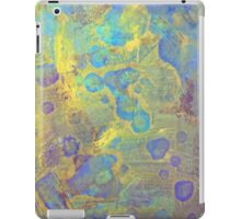 Bright colourful abstract iPad Case/Skin