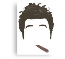 Cosmo Kramer Silo - Cigar - Seinfeld Canvas Print