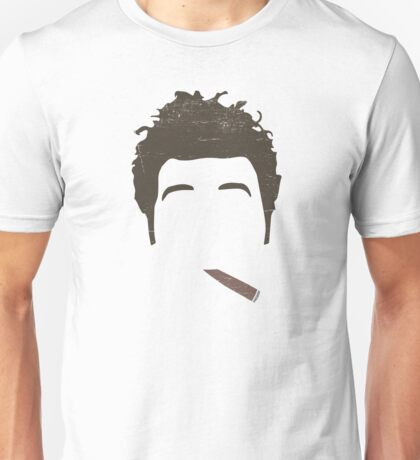 Cosmo Kramer Silo - Cigar - Seinfeld Unisex T-Shirt