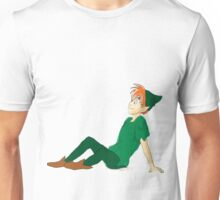 Peter Pan - Deviant Art Unisex T-Shirt