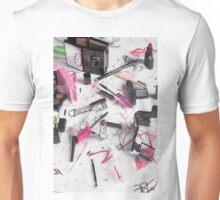 Makeup Mess  Unisex T-Shirt