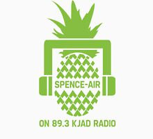"""Spence-Air"" Psych Radio Show w/ Shawn Spencer Unisex T-Shirt"