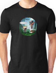Get to The CHOPPA!!! Unisex T-Shirt