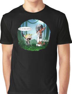 Get to The CHOPPA!!! Graphic T-Shirt