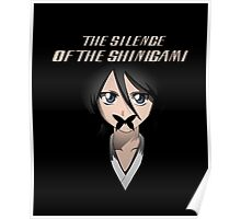 The silence of the shinigami Poster