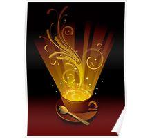 Magic cup Poster