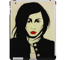 Bass Queen iPad Case/Skin