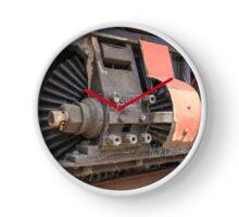 Train Gears Clock