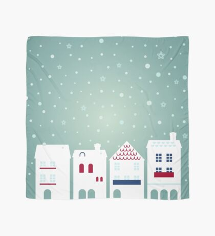 New in shop : Enjoy touch of white Christmas Scarf