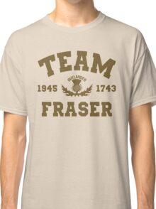 Team Fraser Jamie Outlander Shirt Classic T-Shirt