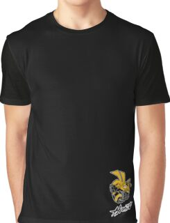 Angry Hornet Graphic T-Shirt