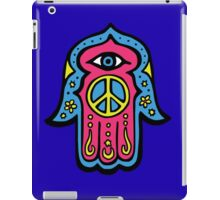 Peace Khamsah iPad Case/Skin