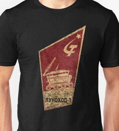 CCCP Lunokhod 1 Unisex T-Shirt
