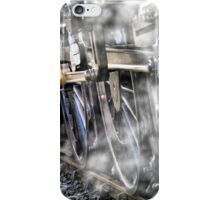 Steam Railway Wheels iPhone Case/Skin