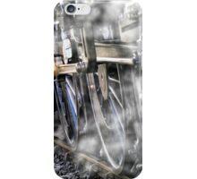 Steam Railway Wheels iPhone Case/Skin