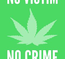 No Victim, No Crime by anarchei
