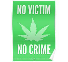 No Victim, No Crime Poster