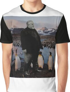 Orson and the Penguins Graphic T-Shirt