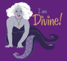 I Am Divine by Mos Graphix