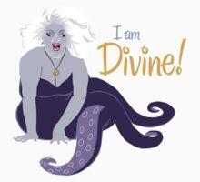 I Am Divine Kids Tee