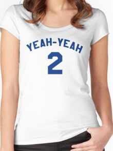 The Sandlot - Yeah Yeah 2 Women's Fitted Scoop T-Shirt