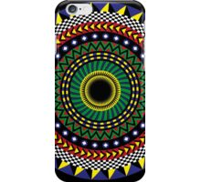 Trippy Mandala iPhone Case/Skin
