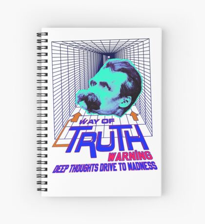 Way of truth Spiral Notebook