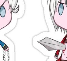 Dante and Vergil Sticker