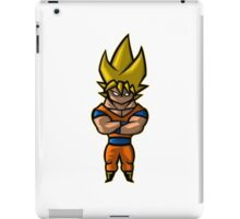 The Golden Dragon Warrior iPad Case/Skin