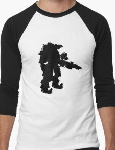 Mecha Men's Baseball ¾ T-Shirt